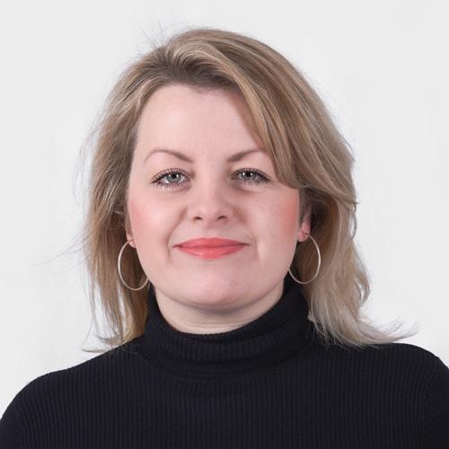 Matkovčíková Evelina - Specialista HR